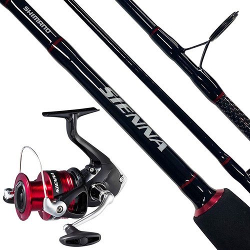 Shimano Sienna FG Spinning Combo