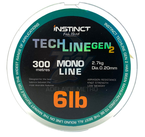 Instinct Techline Gen 2 300m