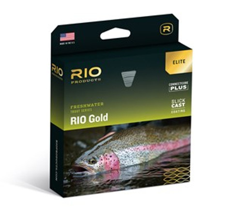 Rio Elite Gold Freshwater Fly Line