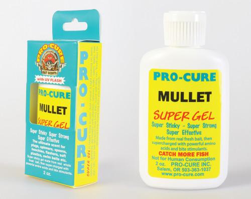 Pro-Cure Mullet Super Gel Scent 2oz