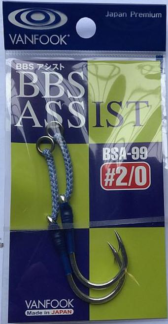 Vanfook BBS-99 Assist Hooks