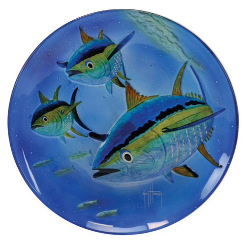Guy Harvey 15 Inch Tuna Platter