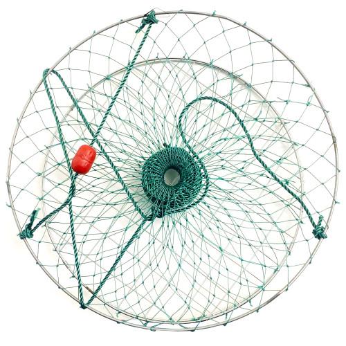 Crab Net - Metal Base 60cm