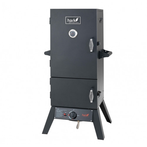 Hark 2-Door Gas Smoker