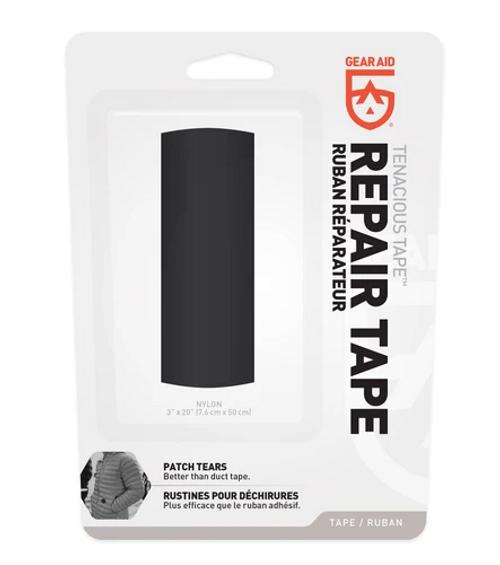 Gear Aid Tenacious Tape Repair Kit Black