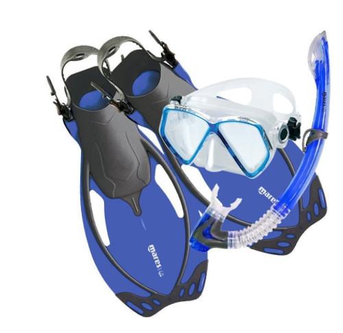 Mares Allegra Pirate Junior Mask Snorkel Fin Set