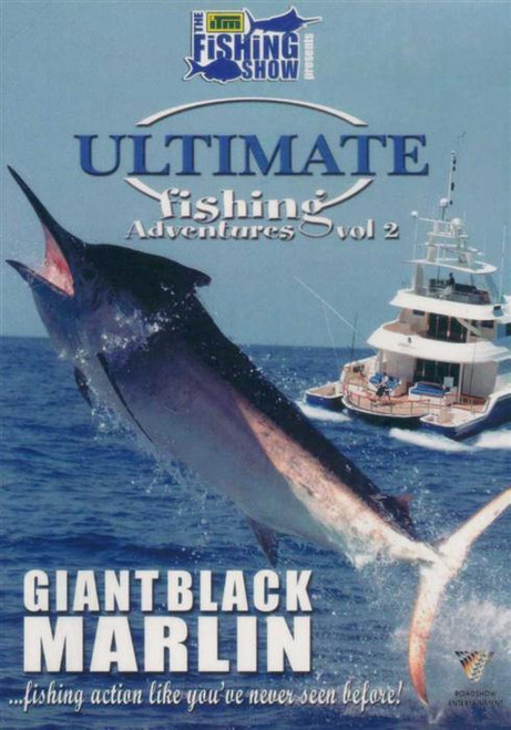 Ultimate Fishing Adventures Vol 2: Giant Black Marlin **CLEARANCE**
