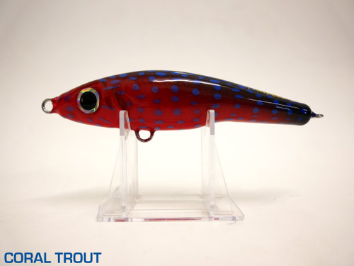 Strategic Angler Mikros-S Custom - Coral Trout