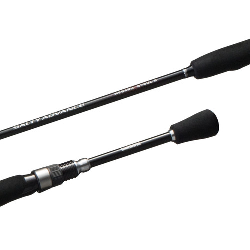 Shimano Salty Advance Mebaru S76UL-T Spin Rod