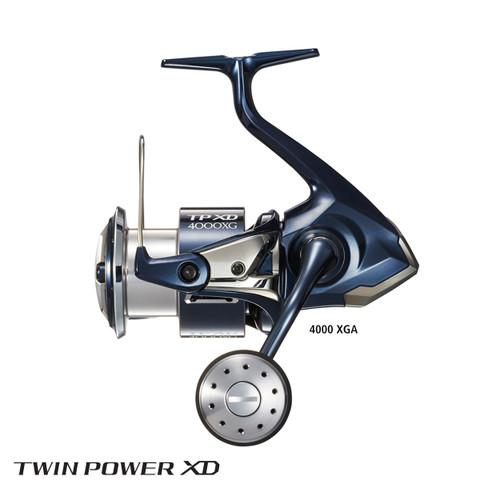 Shimano Twin Power XD 2021 4000XG Spinning Reel