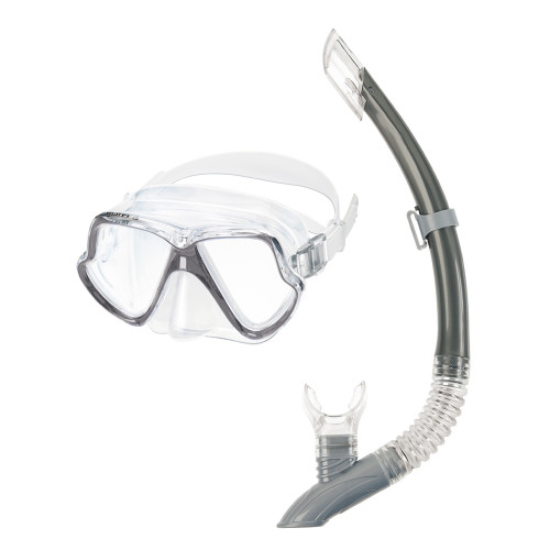 Mares Wahoo Mask & Snorkel Set Titanium