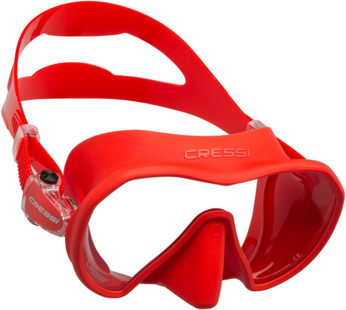 Cressi Z1 Mask Red