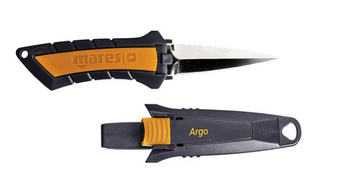 Mares Argo Dive Knife
