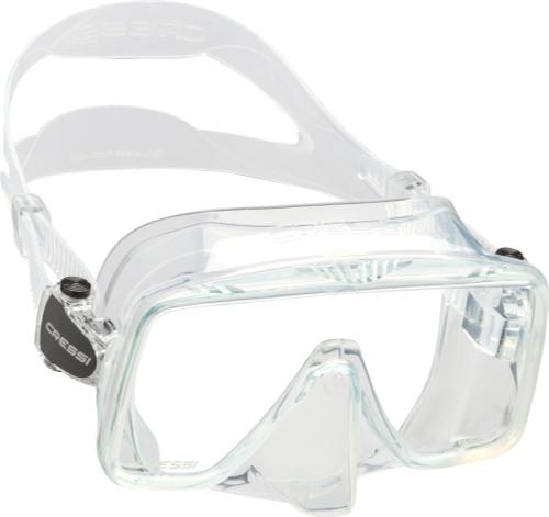 Cressi SF1 Dive Mask Clear