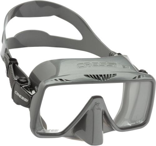 Cressi SF1 Dive Mask Titanium