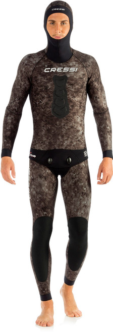 Cressi Tracina 5mm 2 Piece Open Cell Wetsuit