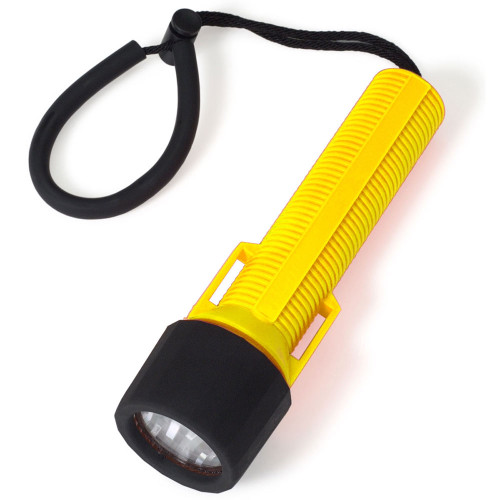 Tektite Expedition Star Dive Torch Yellow