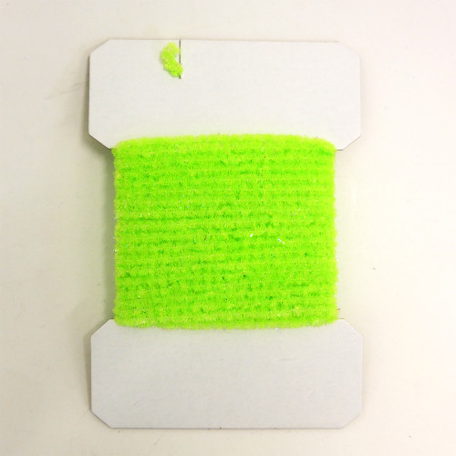 Wapsi Wooly Bugger Chenille Small Fluoro Chartreuse