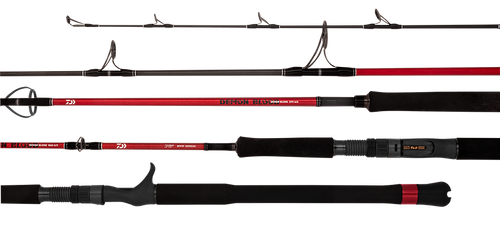 Daiwa 21 Demon Blood Overhead Rod