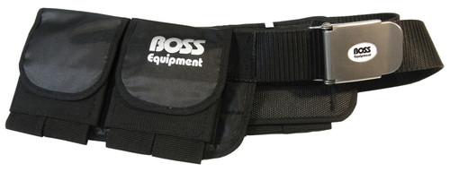 Boss Soft Padded Weight Belt