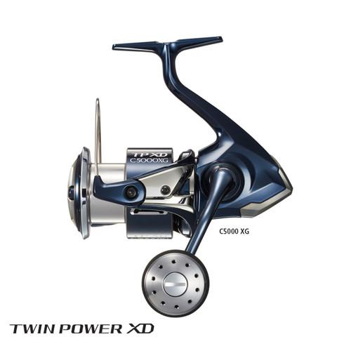 Shimano Twin Power XD 2021 C5000XG Spinning Reel