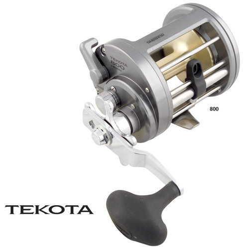 Shimano Tekota 700 Overhead Reel