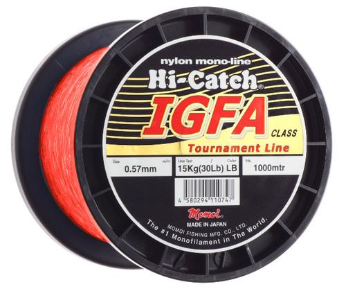 Momoi Hi-Catch IGFA Class Tournament Line
