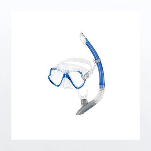 Mares Wahoo Mask & Snorkel Set Blue