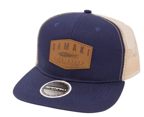 Samaki Vibing Trucker Cap