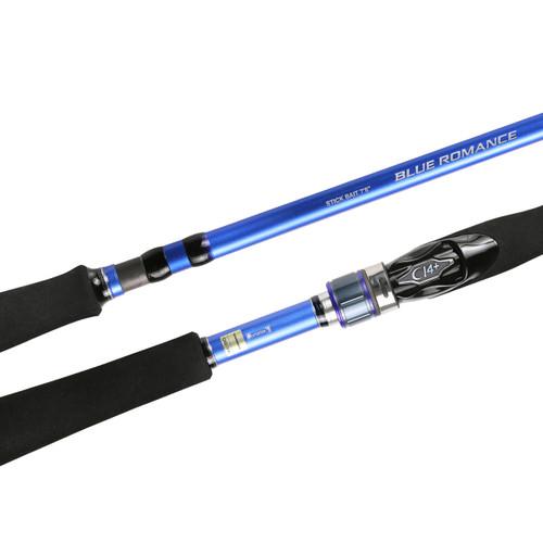 Shimano Blue Romance AX Baitcast Rod 601MH