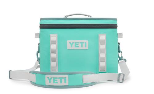 Yeti Hopper  Flip 18 Soft Cooler - Aquifer Blue