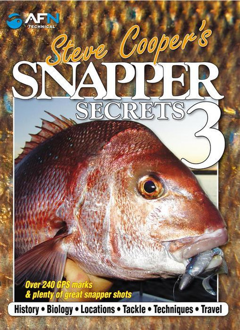 AFN Steve Cooper's Snapper Secrets 3