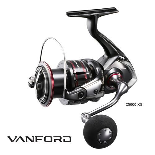 Shimano Vanford C5000XG Spinning Reel