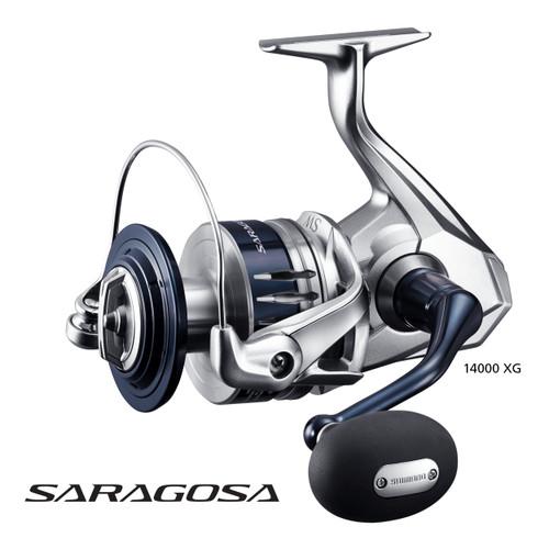 Shimano Saragosa SW 2020 18000HG Spinning Reel