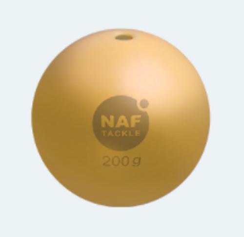 NAF Lead Free Ball T-Series Orange Sinker
