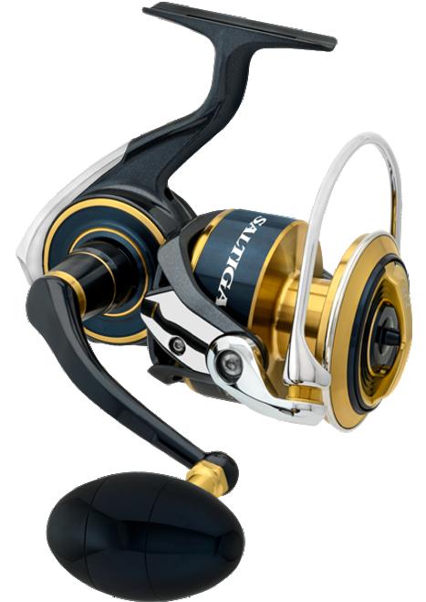 Daiwa Saltiga 20 Spinning Reel 10000-P