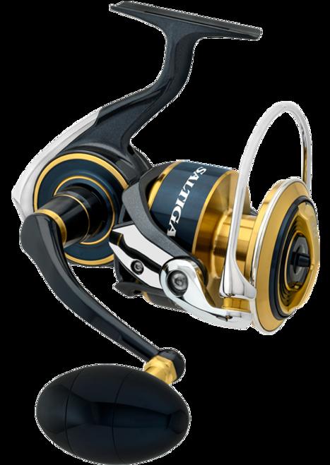Daiwa Saltiga 20 Spinning Reel 14000-XH
