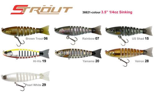 Biwaa S'Trout 3.5 Inch