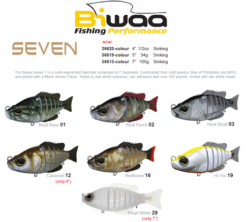 Biwaa Seven 4 Inch