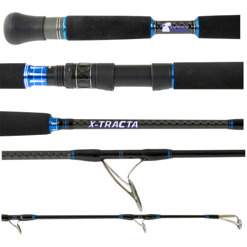 Samurai X-Tracta Spinning Rod