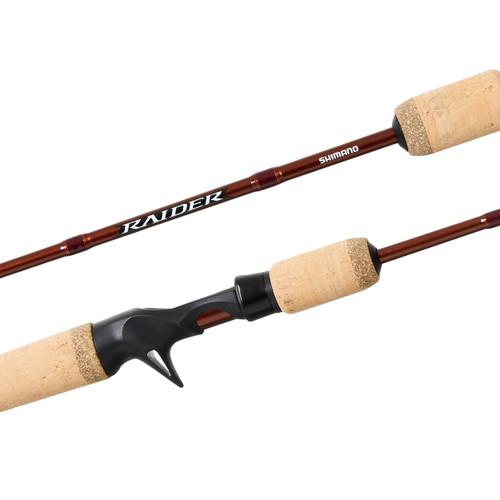 Shimano Raider 2021 Baitcast Rod