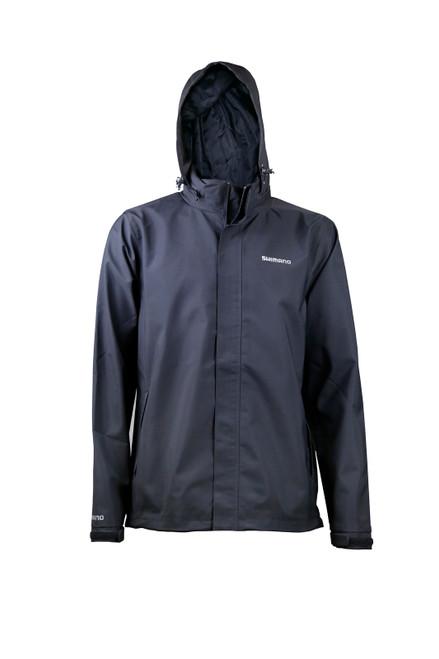 Shimano Mens Softshell Jacket Black