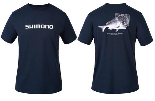 Shimano Native Series T-Shirt Snapper