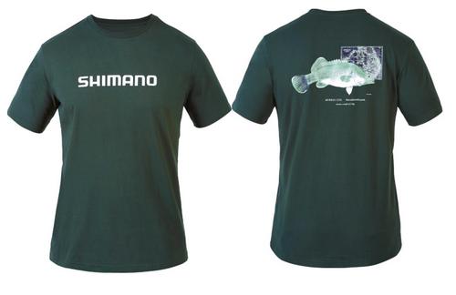 Shimano Native Series T-Shirt Murray Cod