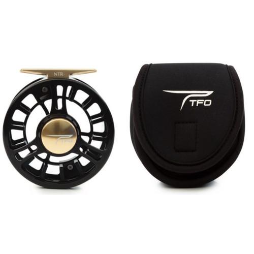 TFO NTR Black/Gold Fly Rod