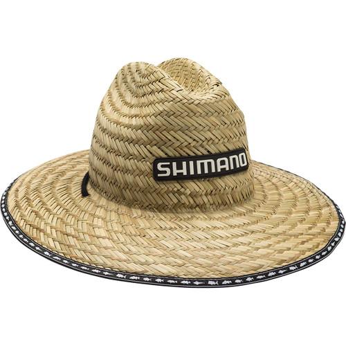 Shimano Sunseeker Straw Hat Kids