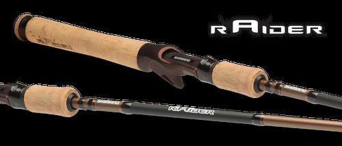 Shimano Raider Baitcast Rod **CLEARANCE**