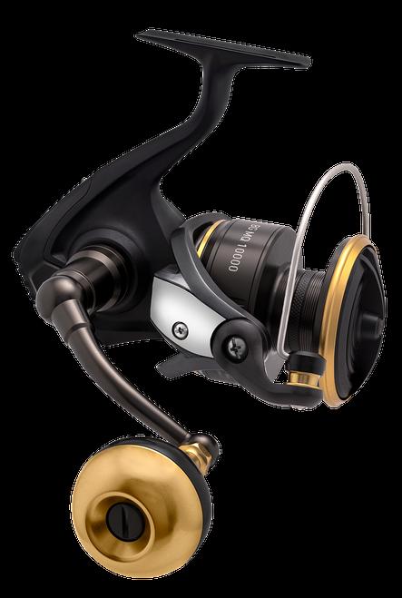 Daiwa 21 BG MQ ARK 5000D-H-ARK Spinning Reel