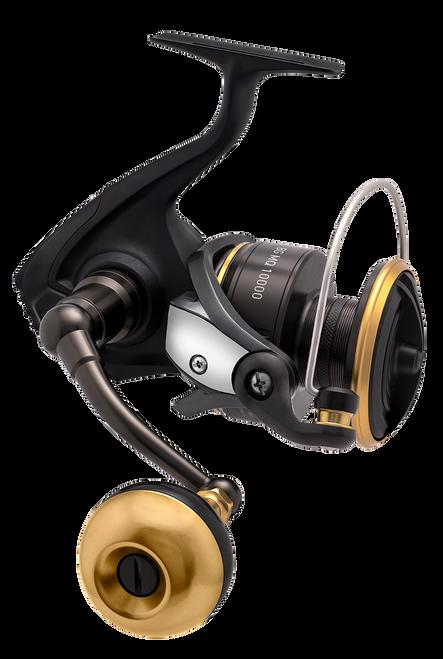 Daiwa 21 BG MQ ARK 14000-ARK Spinning Reel