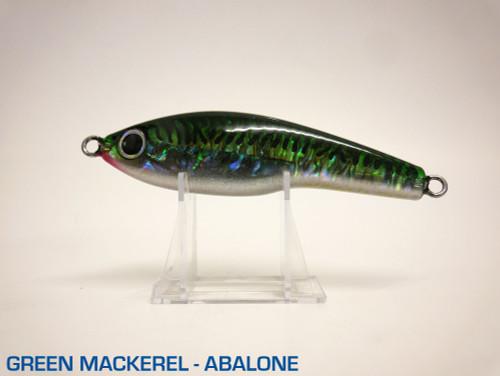 Strategic Angler Proteus 130 Green Mackerel - Abalone Custom